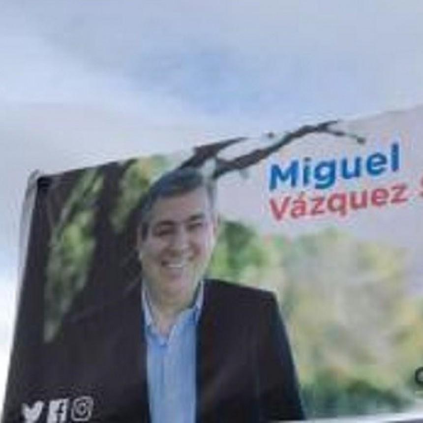 A Gobernador o Intendente: ¿Vazquez Sastre 2019?