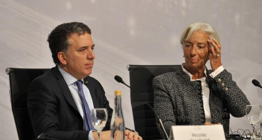 Lagarde estimó que la economía mejorará en 2019, pero remarcó que
