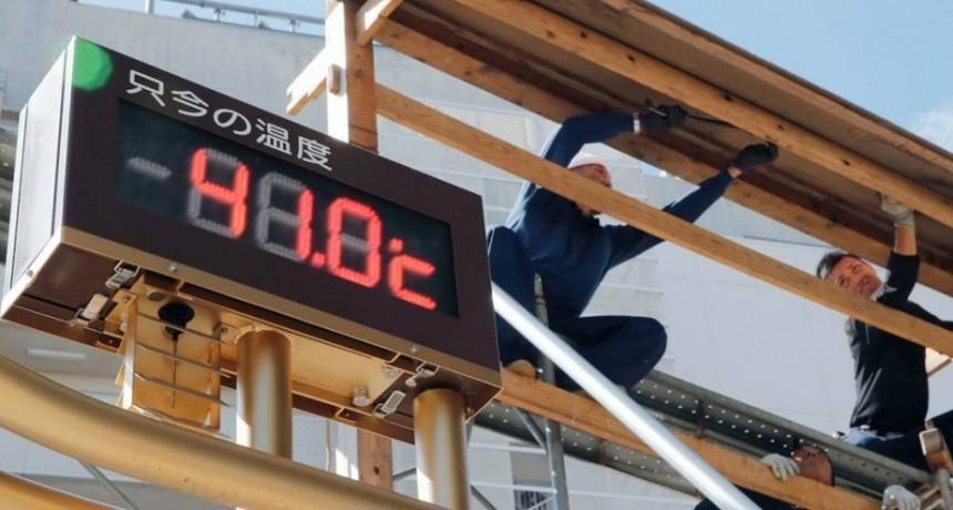 Histórica y letal ola de calor en Japón