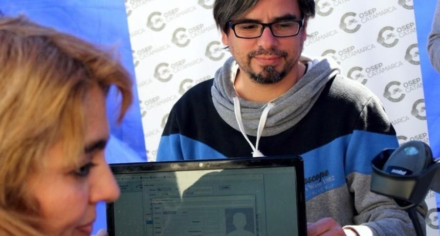 Renovación de carnet de OSEP en Belén