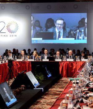 Comenzó la cumbre del G20 en Buenos Aires