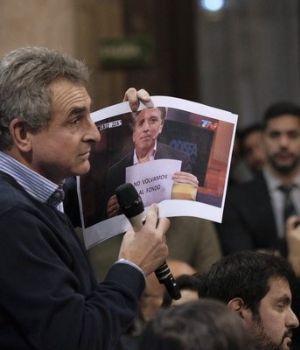 Fuerte cruce entre Dujovne y Rossi por el acuerdo con el FMI