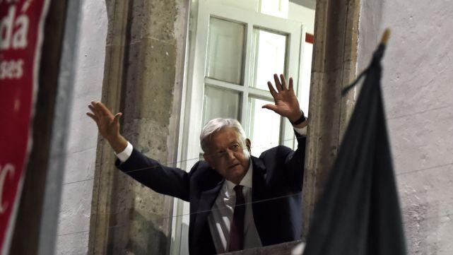 La izquierda ganó en México: López Obrador es el nuevo presidente