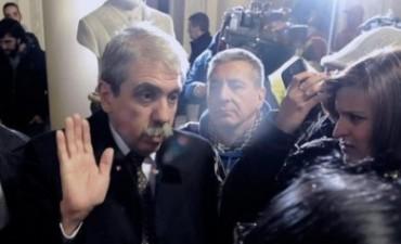 Fernández dijo que la denuncia de Lanata es
