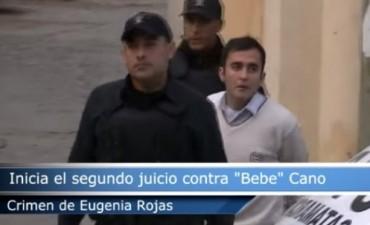 """""""Bebe"""" Cano se abstuvo de declarar en el inicio del juicio"""