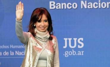 Cristina Kirchner anunció un 12,49% de aumento para los jubilados