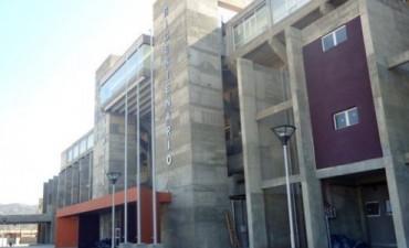Se robaron griferia en el estadio Bicentenario