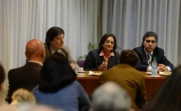 Lucía se reunió con textiles para proponer nuevas inversiones en Catamarca