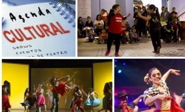Agenda Cultural del fin de semana largo
