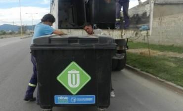 El servicio de recolección de residuos será normal el lunes