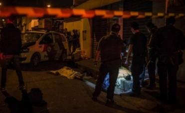 Baño de sangre en San Pablo: veinte muertos en dos horas