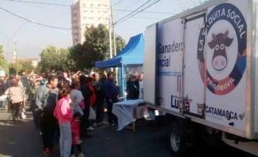 """""""La Vaquita Social"""" el miércoles en Plaza de las 500 Viviendas"""