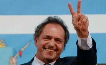 Scioli admitió que fue un error el viaje a Italia