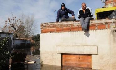Nación duplicará la ayuda a los damnificados por las inundaciones