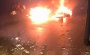 Cinco muertos por una explosión en Bangkok