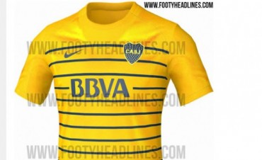 La nueva camiseta alternativa de Boca Juniors