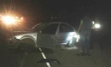 Trágico accidente en ruta 1 fallecieron dos personas y 6 estan graves