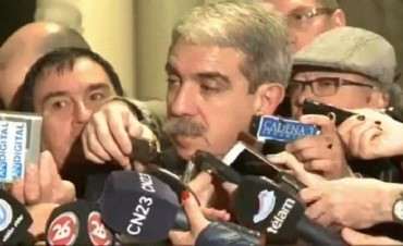 Aníbal Fernández descartó implementar la boleta electrónica en octubre
