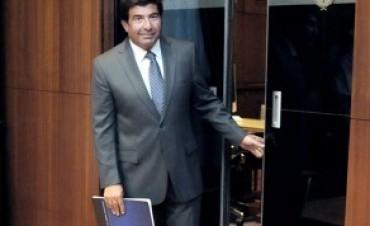 Ricardo Echegaray renunció a la Auditoría General de la Nación