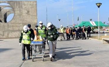 El SAME capacitó 170 cadetes de la Policía en emergencia médica