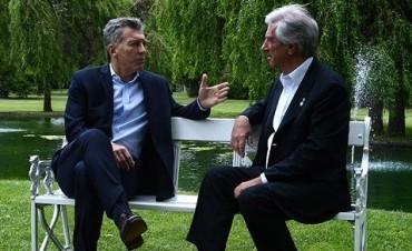 Macri y Tabaré Vázquez oficializarán la candidatura conjunta para el Mundial 2030