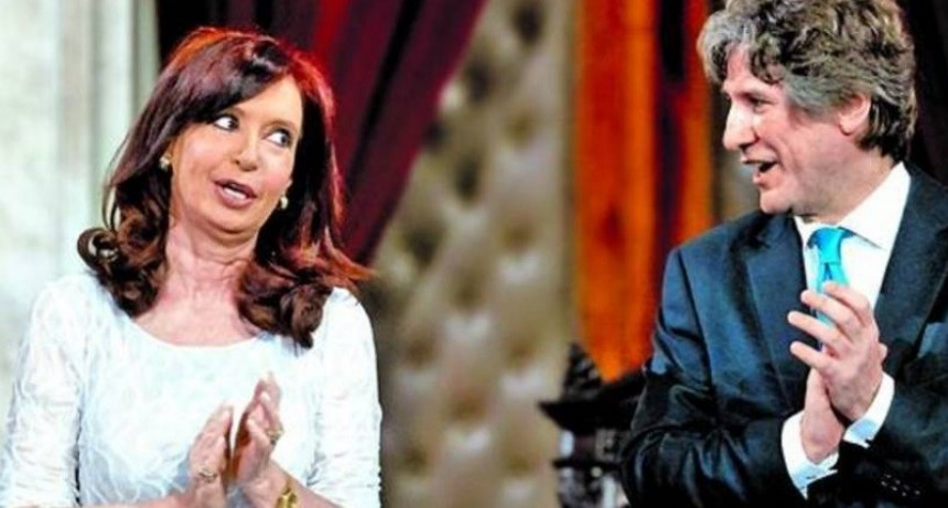 El otro cuaderno: las anotaciones de los negocios de Néstor Kirchner que Cristina le mostró a Amado Boudou