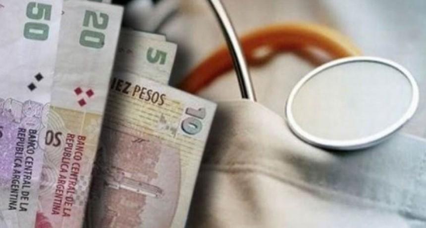 OSEP sabe quiénes son los médicos que cobran plus y anticipan que serían sancionados