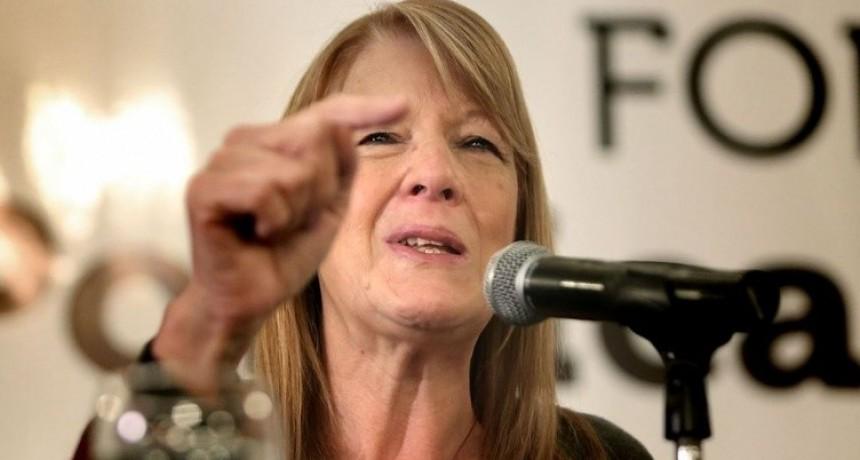 Stolbizer pedirá abrir la causa por enriquecimiento que cerró Oyarbide contra los Kirchner