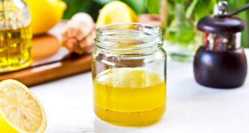 Beneficios de consumir a diario limón y aceite de olivo