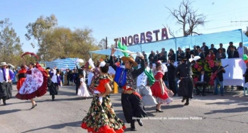 El pueblo de Tinogasta celebró sus 305 años