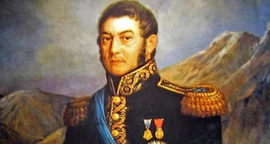 Se cumplen hoy 168 años del Paso a la Inmortalidad del Padre de la Patria