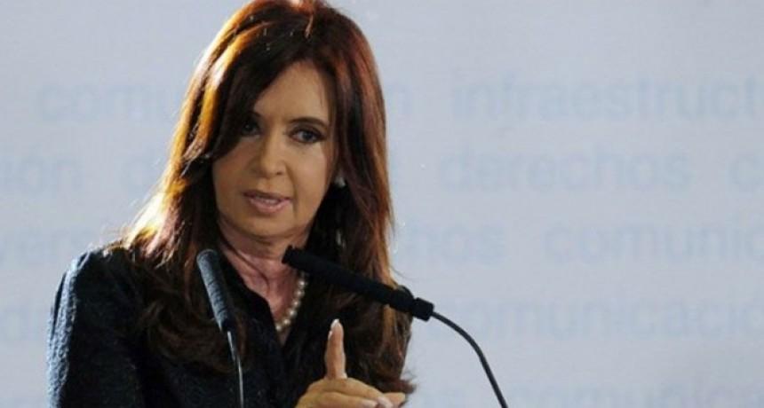 Cuadernos K: Cristina validó los allanamientos de Bonadio pero puso condiciones