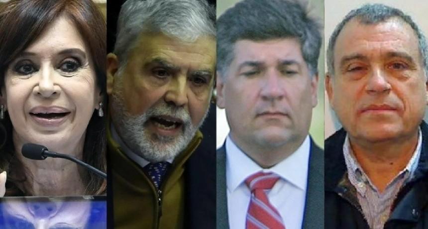 Ordenan cruzar llamados de Cristina, De Vido, Antonini Wilson y Stiuso