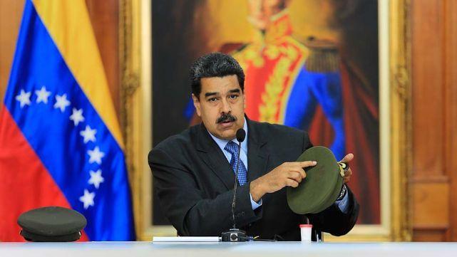 Atentado: Maduro presentó pruebas y videos inéditos que apuntan a Colombia