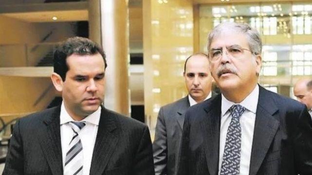 Coimas: se entregó José María Olazagasti