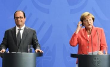 Francia y Alemania acuerdan una iniciativa para recibir a los refugiados