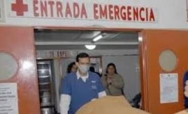 Operarios municipales sufrieron descargas eléctricas