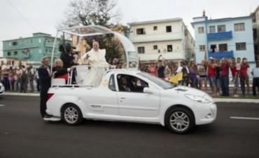 El Papa, en Cuba: