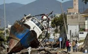 Chile soporta unas 500 réplicas del terremoto