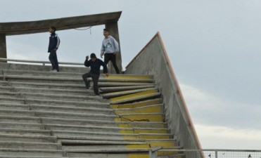 Estadio Bicentenario:Se clausuraron las tribunas sur y este