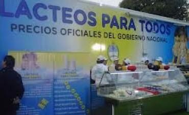 """""""Lácteos"""" y """"Embutidos para todos"""" hoy y mañana en Santa Maria"""