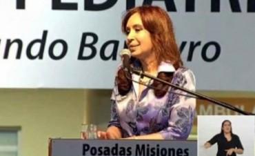 CFK Critico a Macri por cadena Nacional