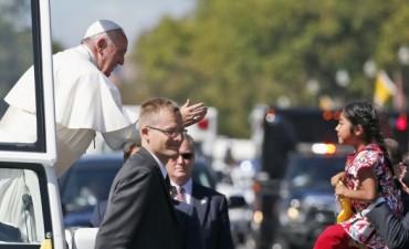 La emotiva carta que una nena le dio al papa Francisco
