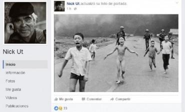 """Tras la polémica, Facebook dejará publicar en los muros la foto censurada de """"La niña del napalm"""""""