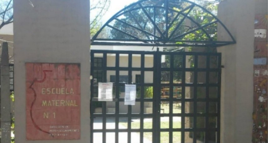Prostitutas usan un jardín de infantes como albergue transitorio