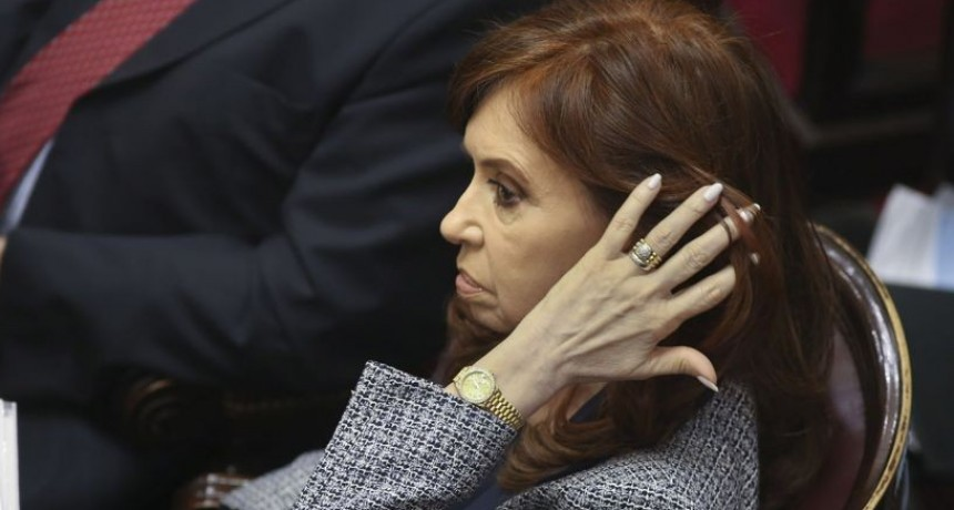 Bonadio define si procesa a Cristina Kirchner