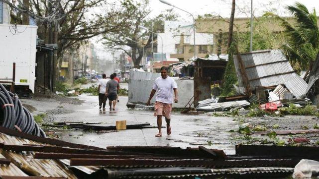 Filipinas: 65 personas muertas y decenas de desaparecidos por el tifón Mangkhut