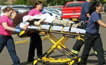 Al menos 15 muertos en un tiroteo en un colegio de EE.UU.
