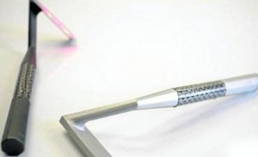 La afeitadora del futuro será láser