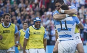 Otro gran triunfo de Los Pumas contra Tonga